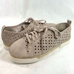 Vince Camuto Theera Perforated Espadrille Sneaker